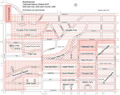 Yalecrest subdivisions