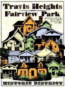 Travis Heights Fairview Park poster