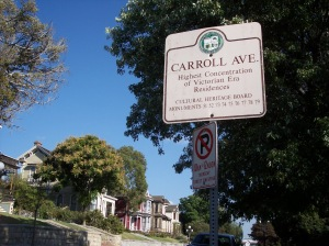 Carrol Avenue, Los Angeles