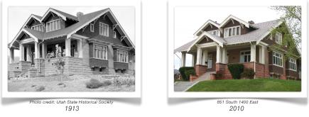 First_Yalecrest_house