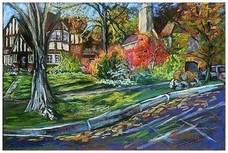 """Autumn on Princeton"""