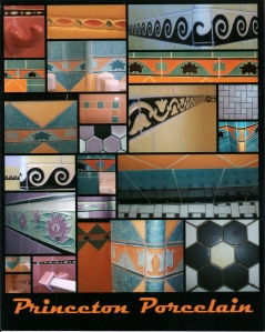 Princeton Porcelain Collage