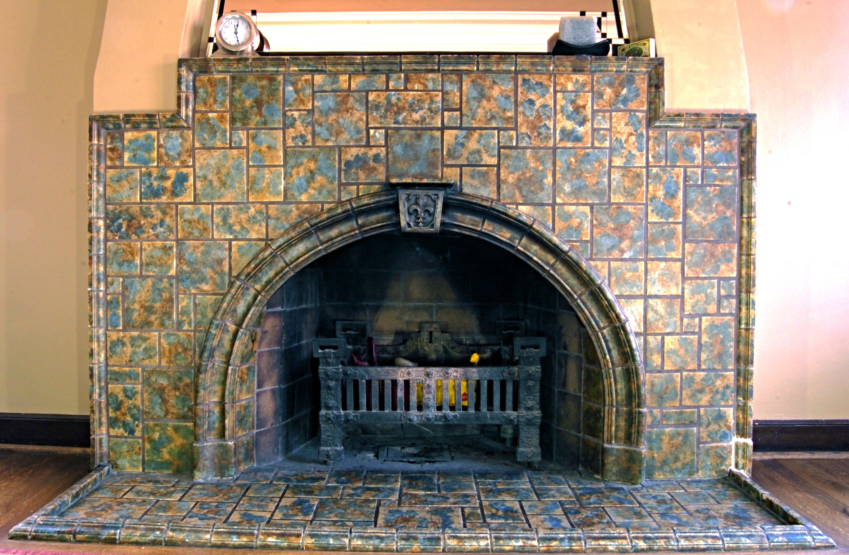 batchelder tile fireplaces u2013 keep educating and encouraging