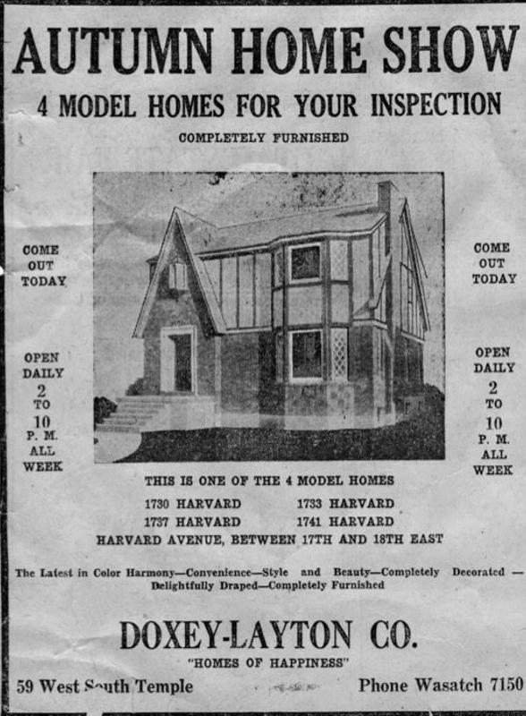 HP Model Home