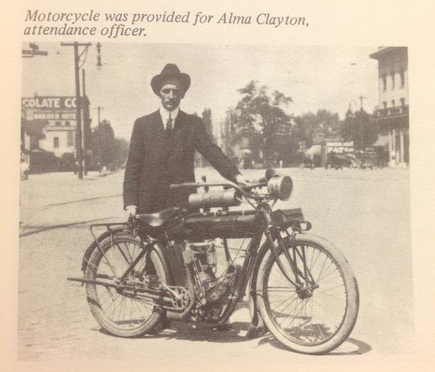 AlmaClayton