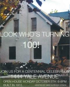 1444 Yale Centennial House