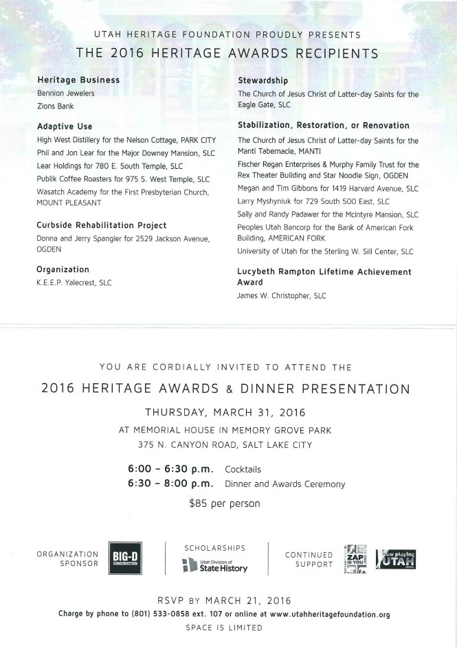 2016 UHF Awards invite (2)