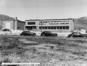 Bonneville Elementary 8-4-1949 a
