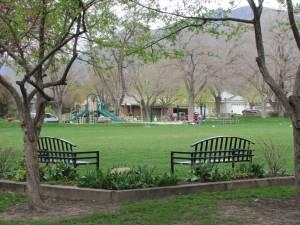 Laird Park current